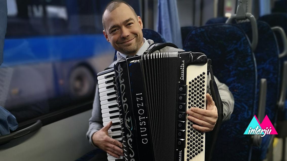 A zene a minden- interjú Bellák Tiborral